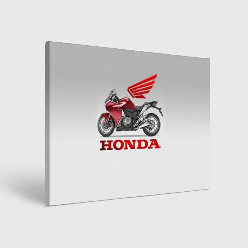 Холст прямоугольный  Фото 01, Honda 2