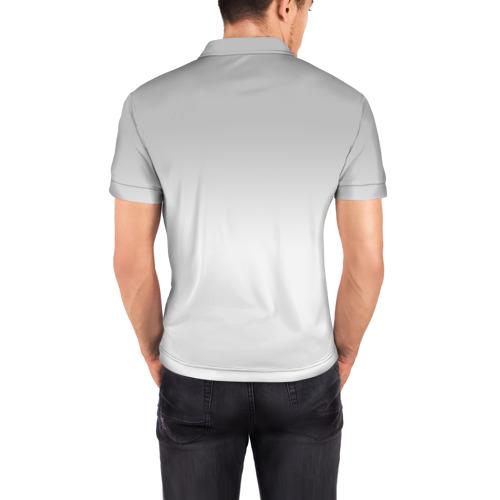 Мужская рубашка поло 3D  Фото 04, Honda 2