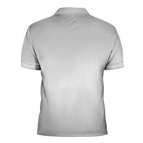 Мужская рубашка поло 3D  Фото 02, Honda 2