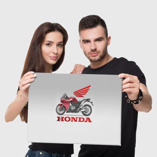 Холст прямоугольный  Фото 05, Honda 2