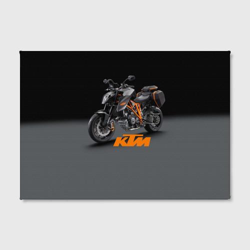 Холст прямоугольный  Фото 02, KTM 4