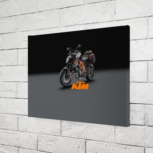 Холст прямоугольный  Фото 03, KTM 4