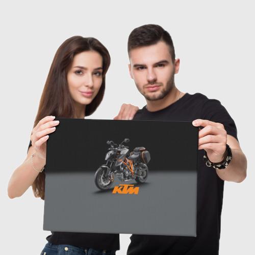 Холст прямоугольный  Фото 05, KTM 4