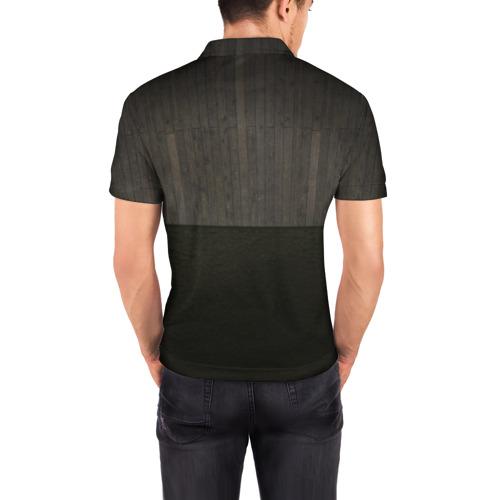 Мужская рубашка поло 3D  Фото 04, KTM 3