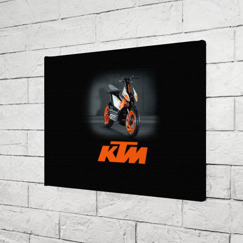 Холст прямоугольный  Фото 03, KTM 2