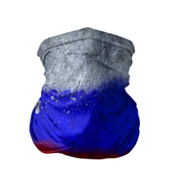 Триколор (Краской на земле)