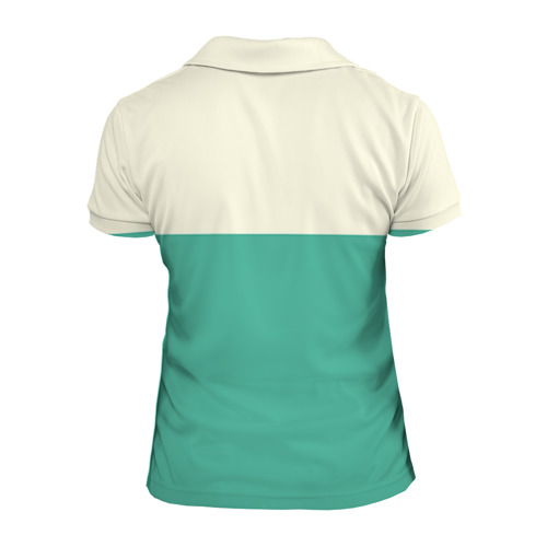 Женская рубашка поло 3D  Фото 02, Учителю литературы