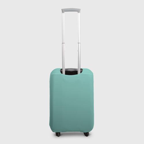 Чехол для чемодана 3D  Фото 02, учителю английского