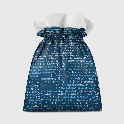Подарочный 3D мешок Учителю информатики Фото 01
