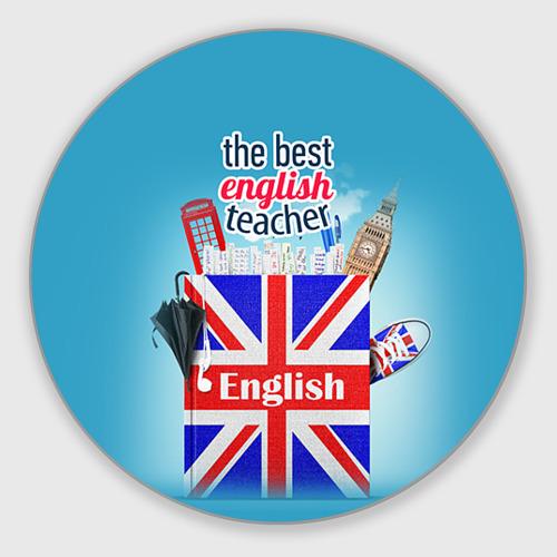 День рождения, поздравительная открытка для учителя английского языка