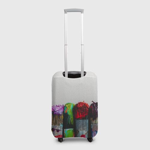 Чехол для чемодана 3D  Фото 02, Учителю рисования