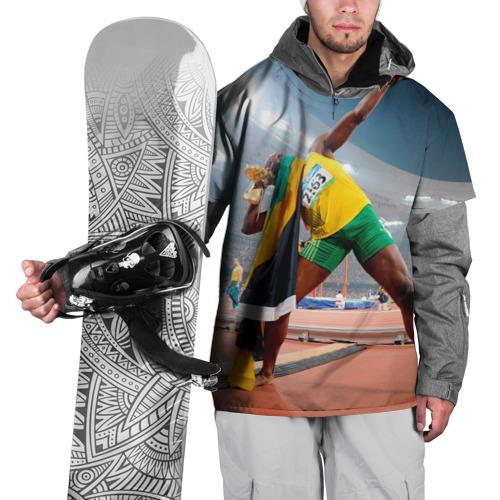 Накидка на куртку 3D  Фото 01, Болт
