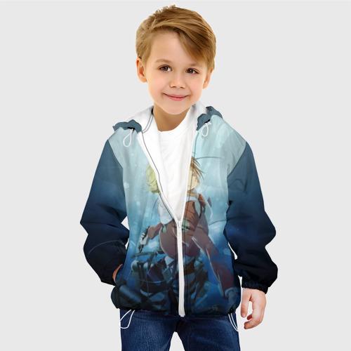 Детская куртка 3D  Фото 03, Snow