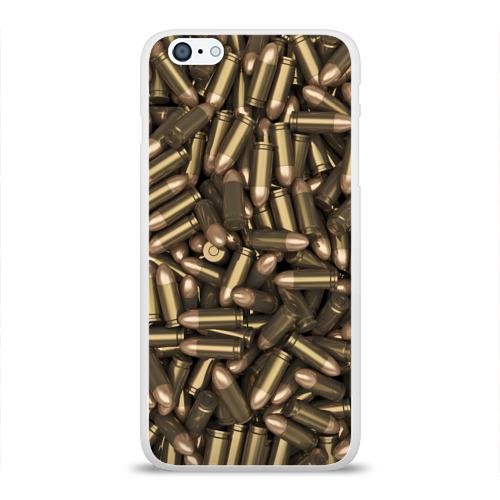 Чехол для Apple iPhone 6Plus/6SPlus силиконовый глянцевый  Фото 01, Боеприпасы