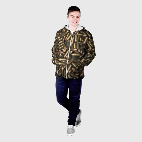 Мужская куртка 3D  Фото 03, Боеприпасы