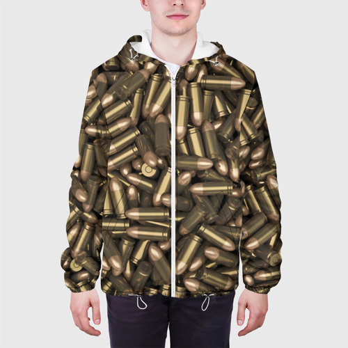 Мужская куртка 3D  Фото 04, Боеприпасы