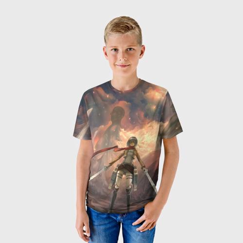 Детская футболка 3D  Фото 01, Last