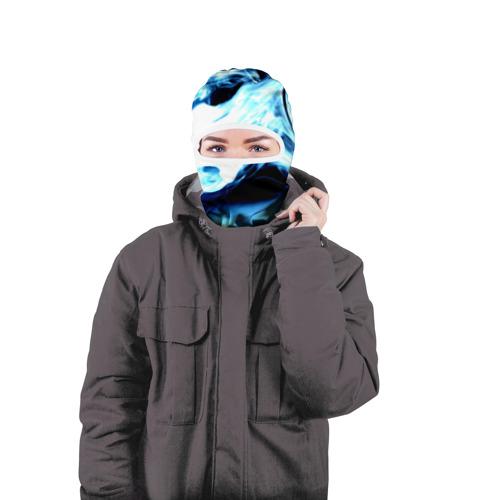 Балаклава 3D  Фото 04, Дым