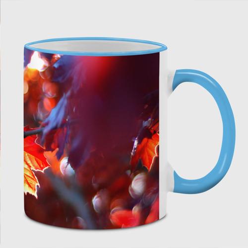 Кружка с полной запечаткой Осень Фото 01