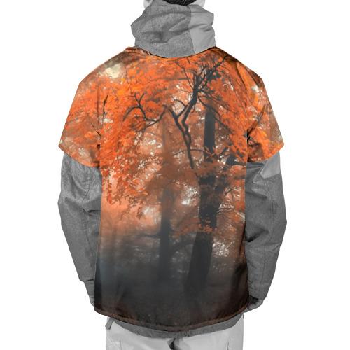 Накидка на куртку 3D  Фото 02, Осень