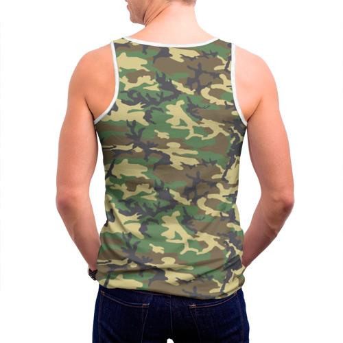 Мужская майка 3D  Фото 04, Blackhawks Camouflage
