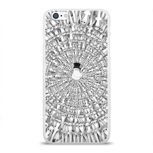 Чехол для Apple iPhone 6Plus/6SPlus силиконовый глянцевый  Фото 01, Хатифнатты