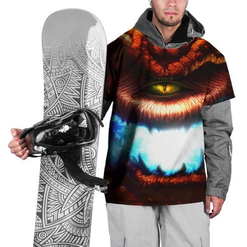Накидка на куртку 3D  Фото 01, Doom
