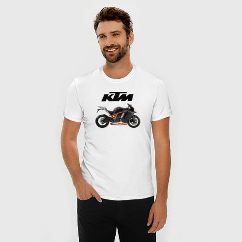 Мужская футболка премиум  Фото 03, KTM 6