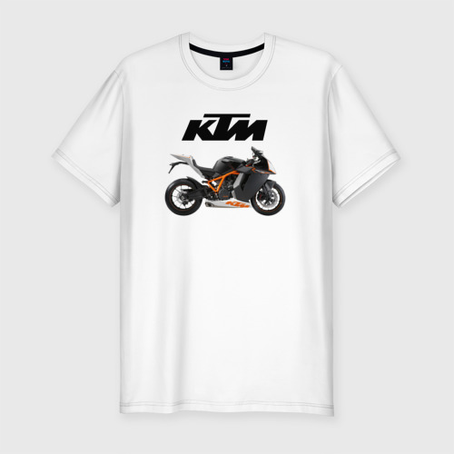 Мужская футболка премиум  Фото 01, KTM 6