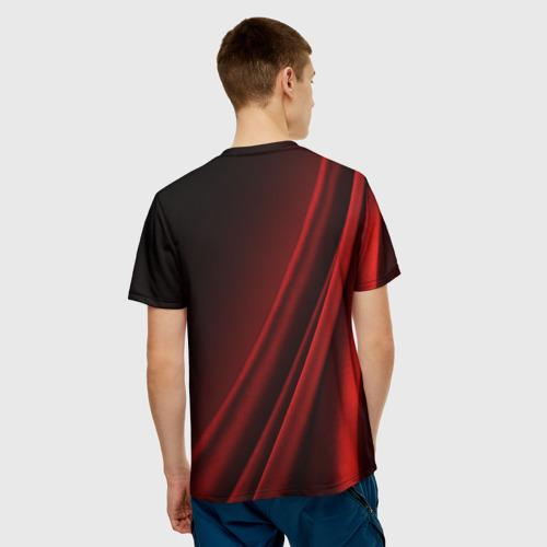 Мужская футболка 3D  Фото 02, Luxury