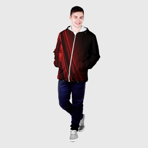 Мужская куртка 3D  Фото 03, Luxury