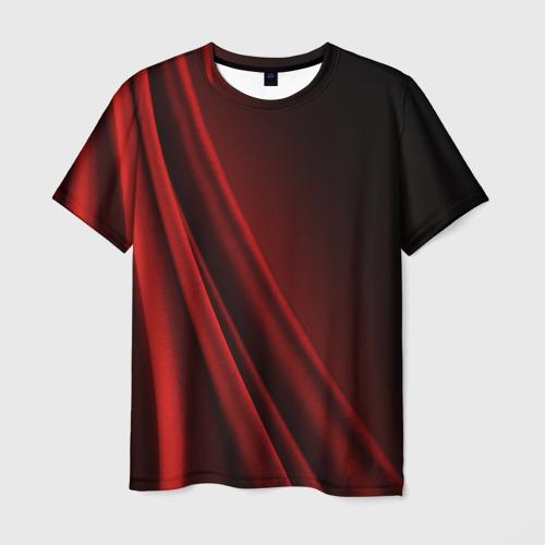 Мужская футболка 3D  Фото 01, Luxury