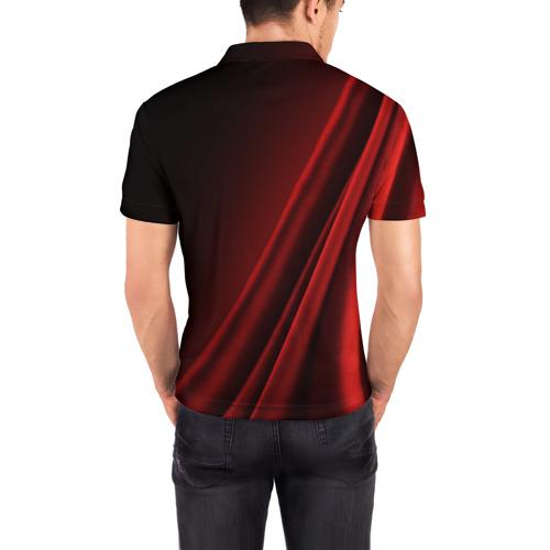 Мужская рубашка поло 3D  Фото 04, Luxury