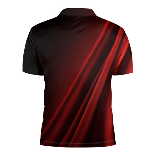 Мужская рубашка поло 3D  Фото 02, Luxury