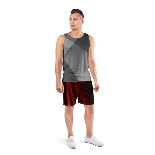Мужские шорты 3D спортивные  Фото 04, Luxury