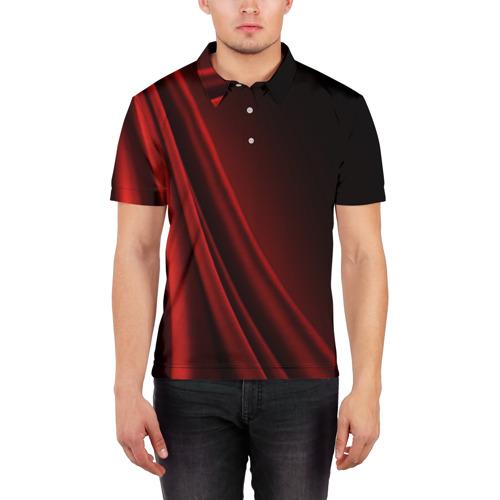 Мужская рубашка поло 3D  Фото 03, Luxury