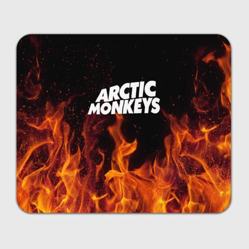 Коврик для мышки прямоугольный  Фото 01, Arctic Monkeys fire