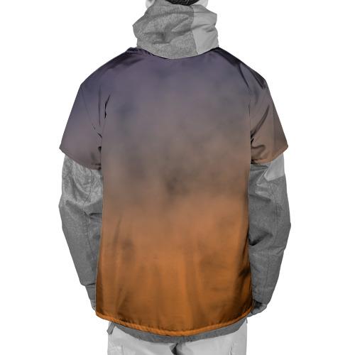 Накидка на куртку 3D  Фото 02, Doom