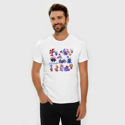Мужская футболка премиум  Фото 03, Undertale