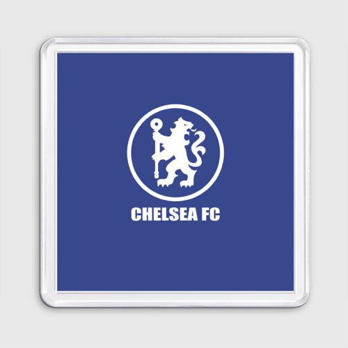 Магнит 55*55  Фото 01, Chelsea FC
