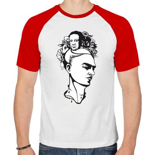 Мужская футболка реглан  Фото 01, Фрида
