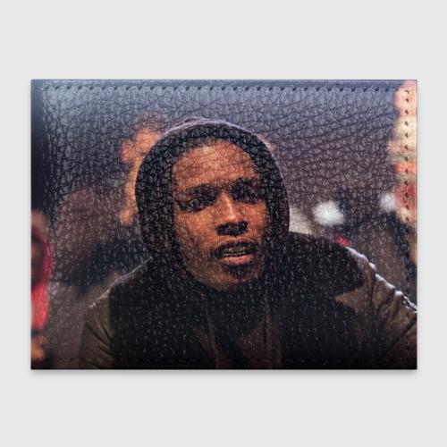 Обложка для студенческого билета Asap Rocky Фото 01