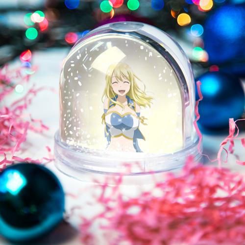 Водяной шар со снегом  Фото 03, Hey