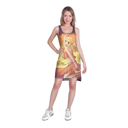 Платье-майка 3D  Фото 03, Beach