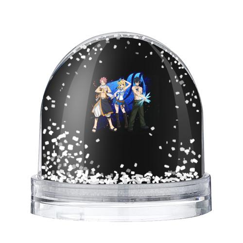 Водяной шар со снегом  Фото 01, Logo