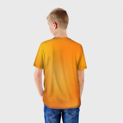 Детская футболка 3D  Фото 02, Fire