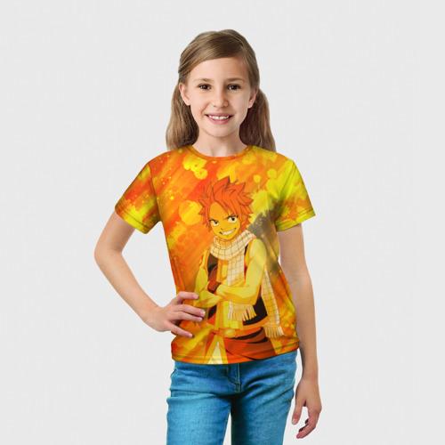 Детская футболка 3D  Фото 03, Fire