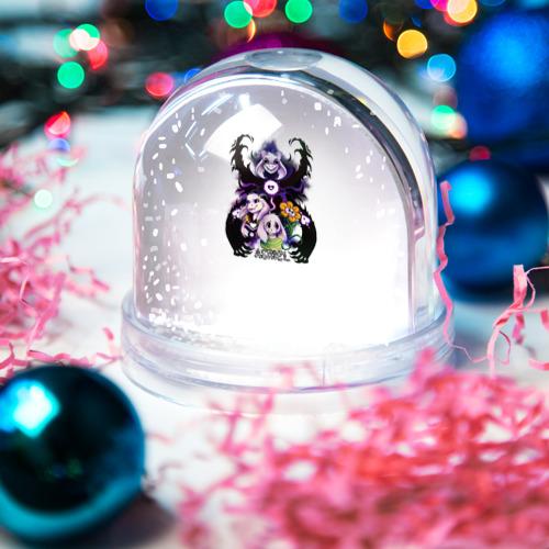 Водяной шар со снегом  Фото 03, Undertale