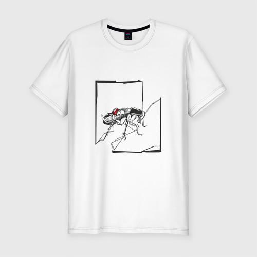 Мужская футболка премиум  Фото 01, Превращение Замзы