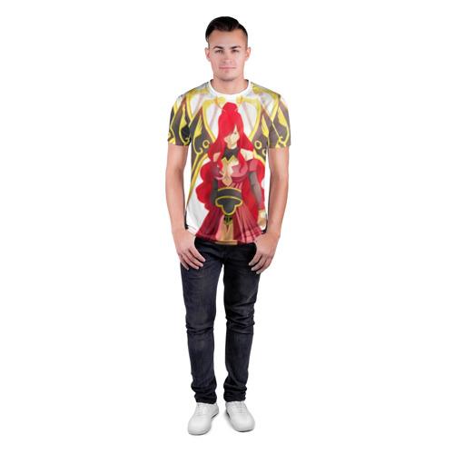 Мужская футболка 3D спортивная  Фото 04, Wings